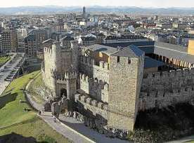 Templar Castle of Ponferrada