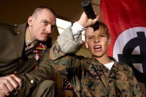 De mayor quiero ser soldado - I want to be a soldier
